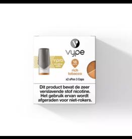 Vype - vPRO ePen 3 Pod -  Rich Tobacco - 2 Pcs