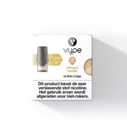 Vype - vPRO ePen 3 Pod - Mit Vanille übergossen - 2 Stk