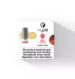 Vype - vPRO ePen 3 Pod - Dark Cherry  - 2 Pcs