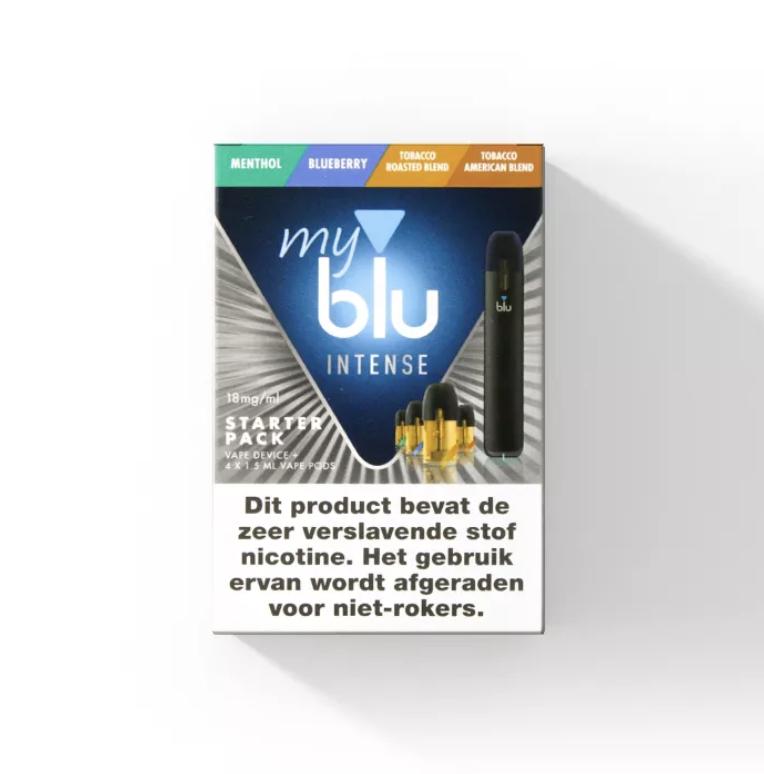 Blu Prefilled Startset - 350mAh