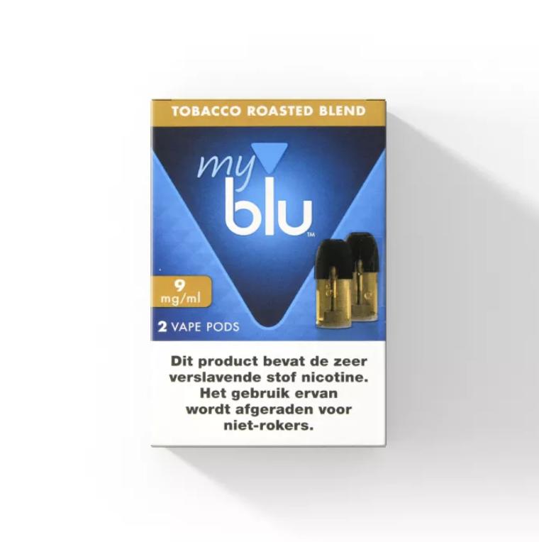 Blu Intense POD - geröstete Tabakmischung - 2 Stk