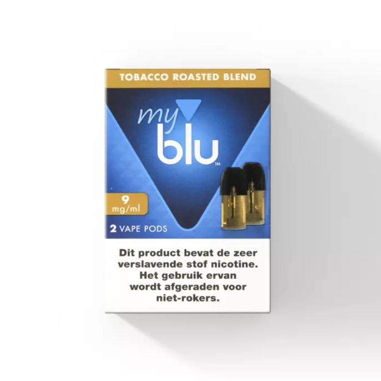 Blu POD - Tobacco Roasted Blend - 2 Pcs
