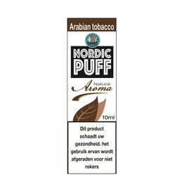 Nordic Puff Aroma - Arabischer Tabak