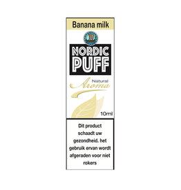 Nordic Puff Aroma - Bananenmilch