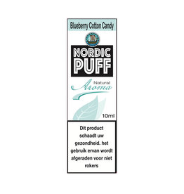 Nordic Puff Aroma - Blueberry Cotton Candy