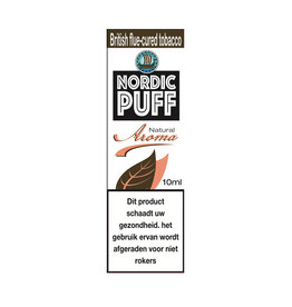 Nordic Puff Aroma -British flue-cured tobacco