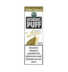 Nordic Puff Aroma - Butter Tabak