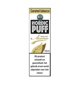 Nordic Puff Aroma - Caramel tobacco