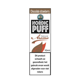 Nordic Puff Aroma - Schokoladenerdbeere