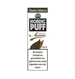 Nordic Puff Aroma - Klassischer Tabak