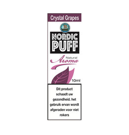 Nordic Puff Aroma - Kristalltrauben