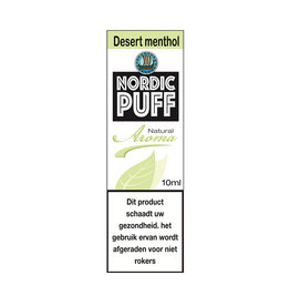Nordic Puff Aroma - Wüstenmenthol