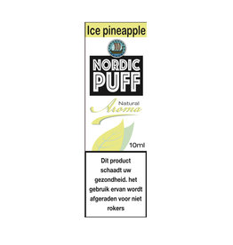 Nordic Puff Aroma - Ice pineapple