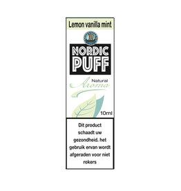 Nordic Puff Aroma - Zitronen-Vanille-Minze