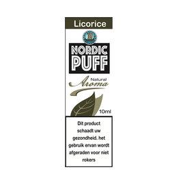Nordic Puff Aroma - Süßholz