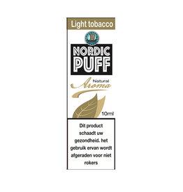 Nordic Puff Aroma - Leichter Tabak