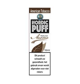 Nordic Puff Aroma - Amerikanischer Tabak