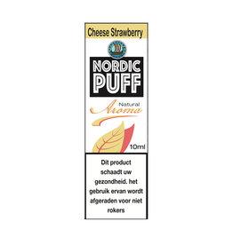 Nordic Puff Aroma - Käse Erdbeere