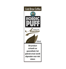 Nordic Puff Aroma - Kalter Kaffee