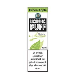 Nordic Puff Aroma - Grüner Apfel