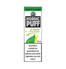 Nordic Puff Aroma - Lemon & Cucumber