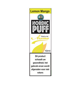 Nordic Puff Aroma - Zitronenmango