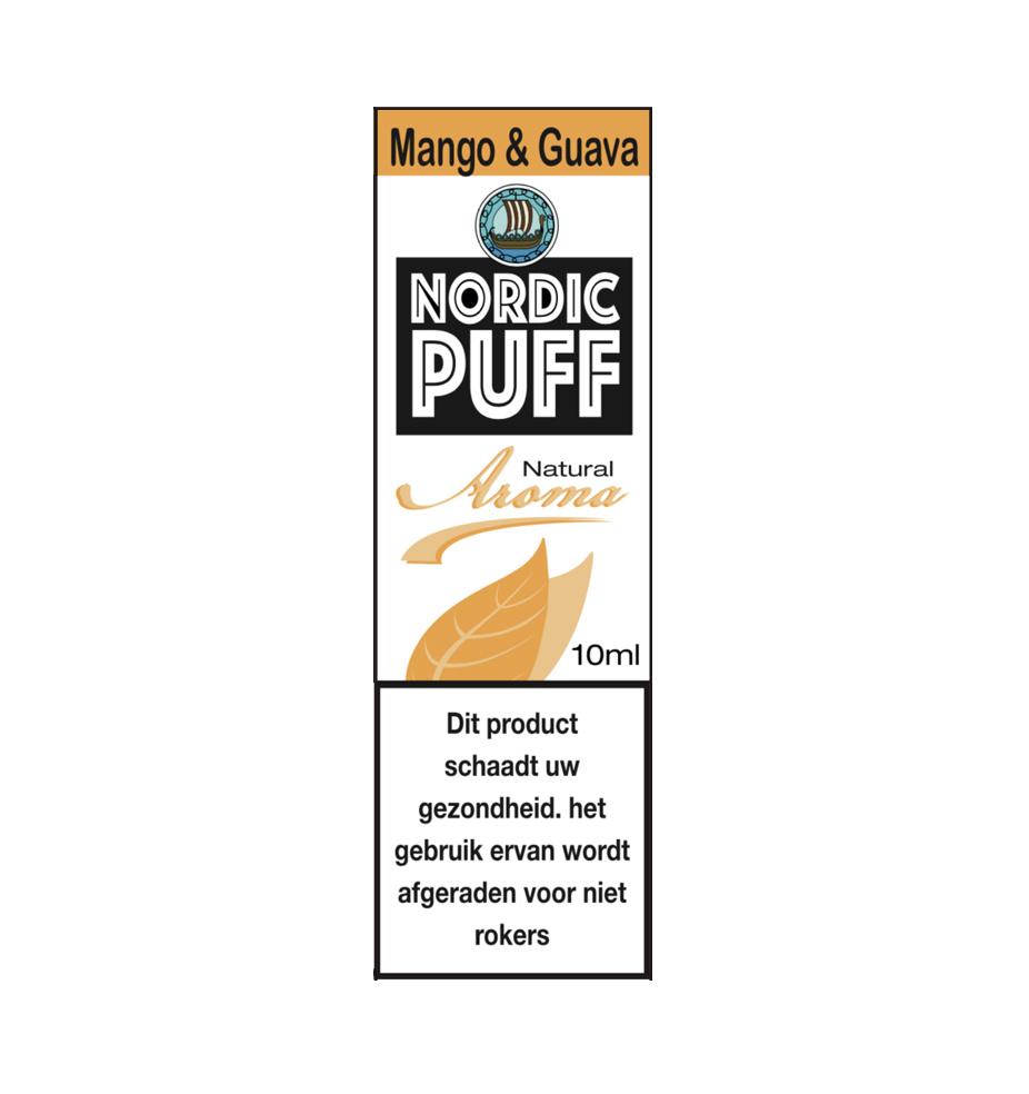 Nordic Puff Aroma - Mango & Guava