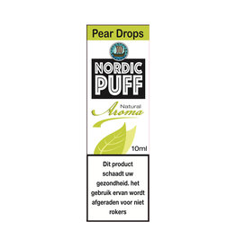 Nordic Puff Aroma - Pear Drops
