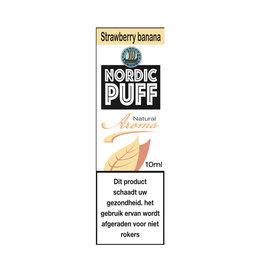 Nordic Puff Aroma - Erdbeerbanane