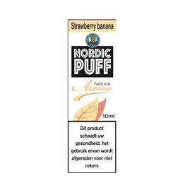 Nordic Puff Aroma - Strawberry banana