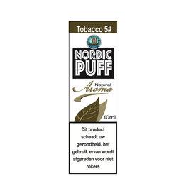 Nordic Puff Aroma - Tabak 5 #