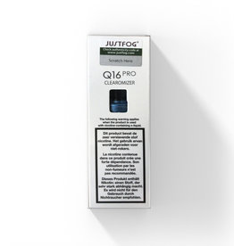 Justfog Q16 Pro Clearomizer - 2ml
