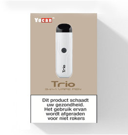 Yocan TRIO Cbd Pod Kit - 550 mAh