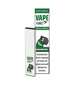 Papagei Vape Einweg - Water Million - 380Puff