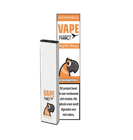 Parrot Vape Disposable - Magnific Mango - 380Puff