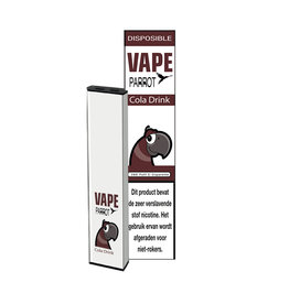 Parrot Vape Disposable - Cola - 380Puff