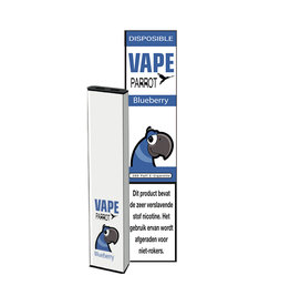 Papagei Vape Einweg - Blueberry - 380Puff
