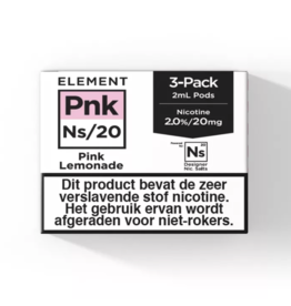 Element Pod – Pink Lemonade - 3Pcs