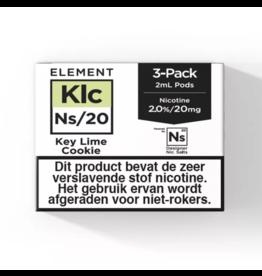 Element Pod - Key Lime Cookie - 3 Pcs