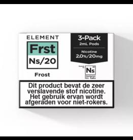 Element - Frost - NS20 POD 3 x 2ML 20MG