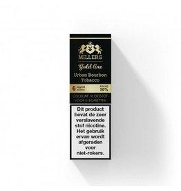 Millers Juice - Urban Bourbon Tabak - 50VG