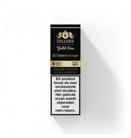 Millers Juice - El Tabaco Fuego -100VG