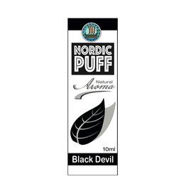 Nordic Puff Aroma - Schwarzer Teufel