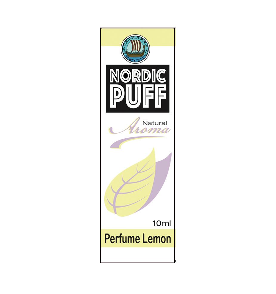 Nordic Puff Aroma - Parfüm Zitrone