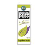Nordic Puff Aroma - Traubenmischbeeren