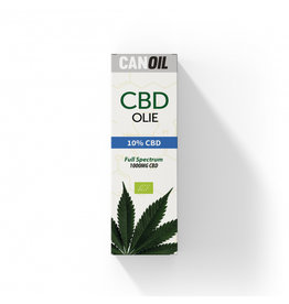 CanOil - CBD Oil 10% - 10ML