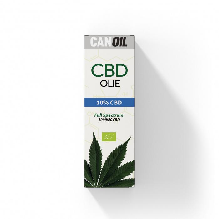 CanOil - CBD Olie 10% - 10ML