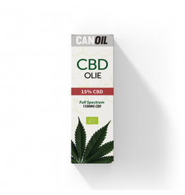 CanOil - CBD Oil 15% - 10ML