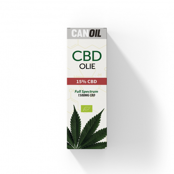 CanOil - CBD Oil 15% - 10ML