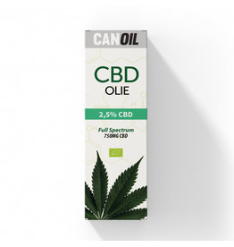 CanOil - CBD Oil 2.5% - 30ML
